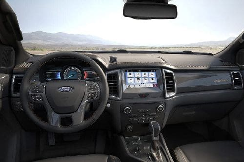 Dashboard View of Ranger