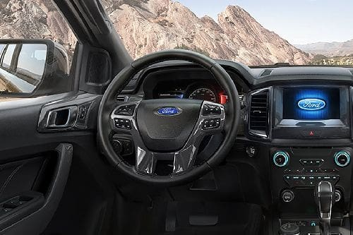 Ford Everest Steering Wheel