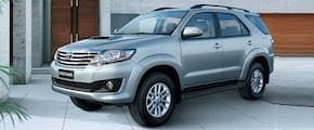 Second Hand Toyota Fortuner